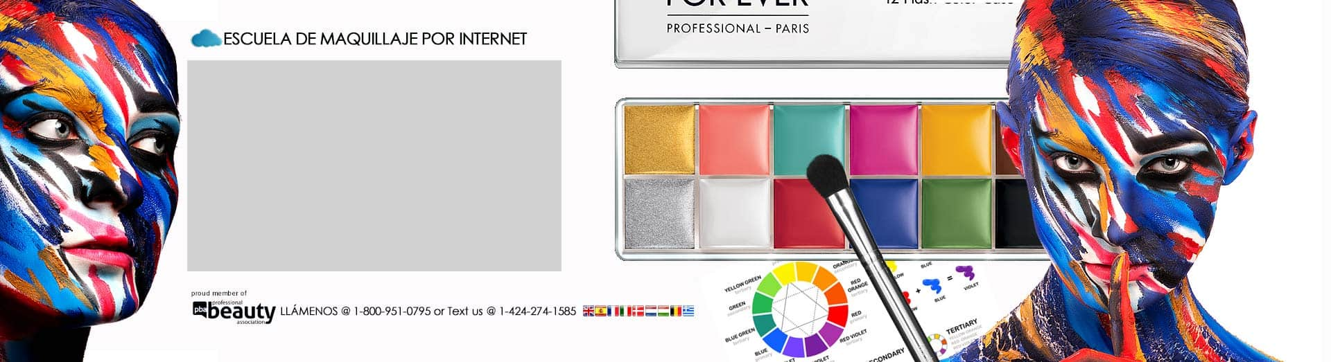 Online Makeup School