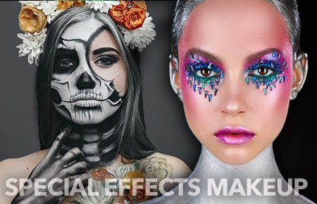 Professional Certified Makeup Artist School