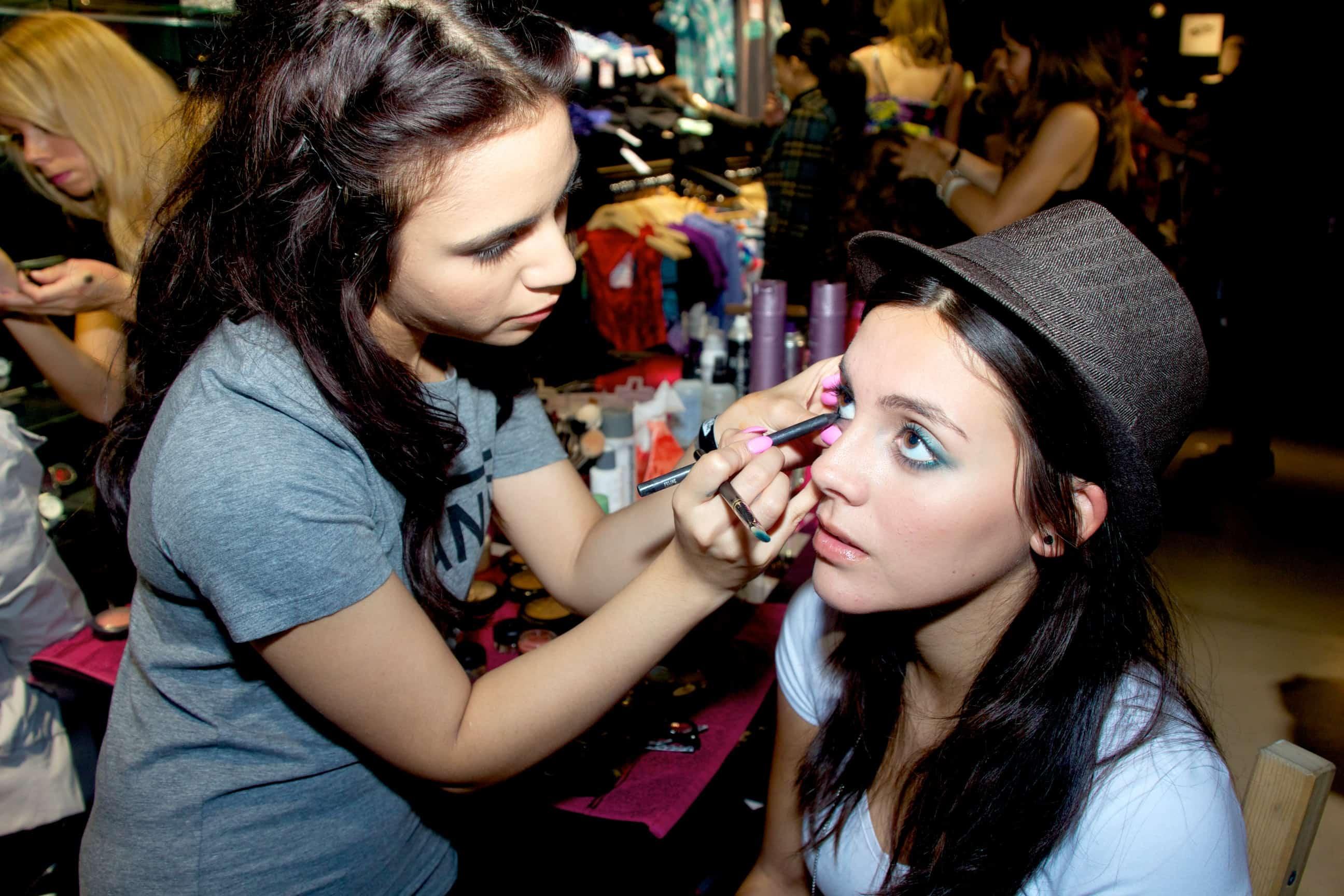 Amsterdam Netherlands Makeup School