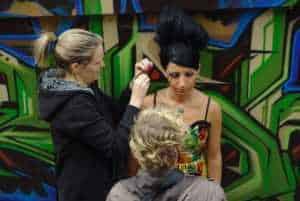 Dublin Ireland Makeup Artist School