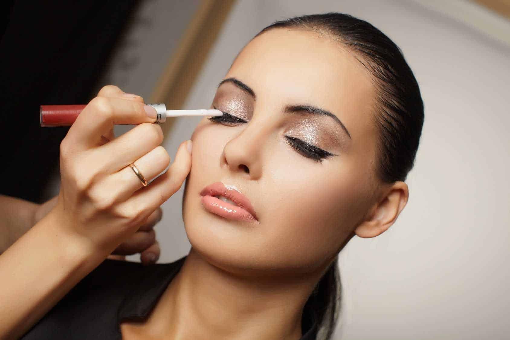 Как из дневного макияже сделать вечерний макияж