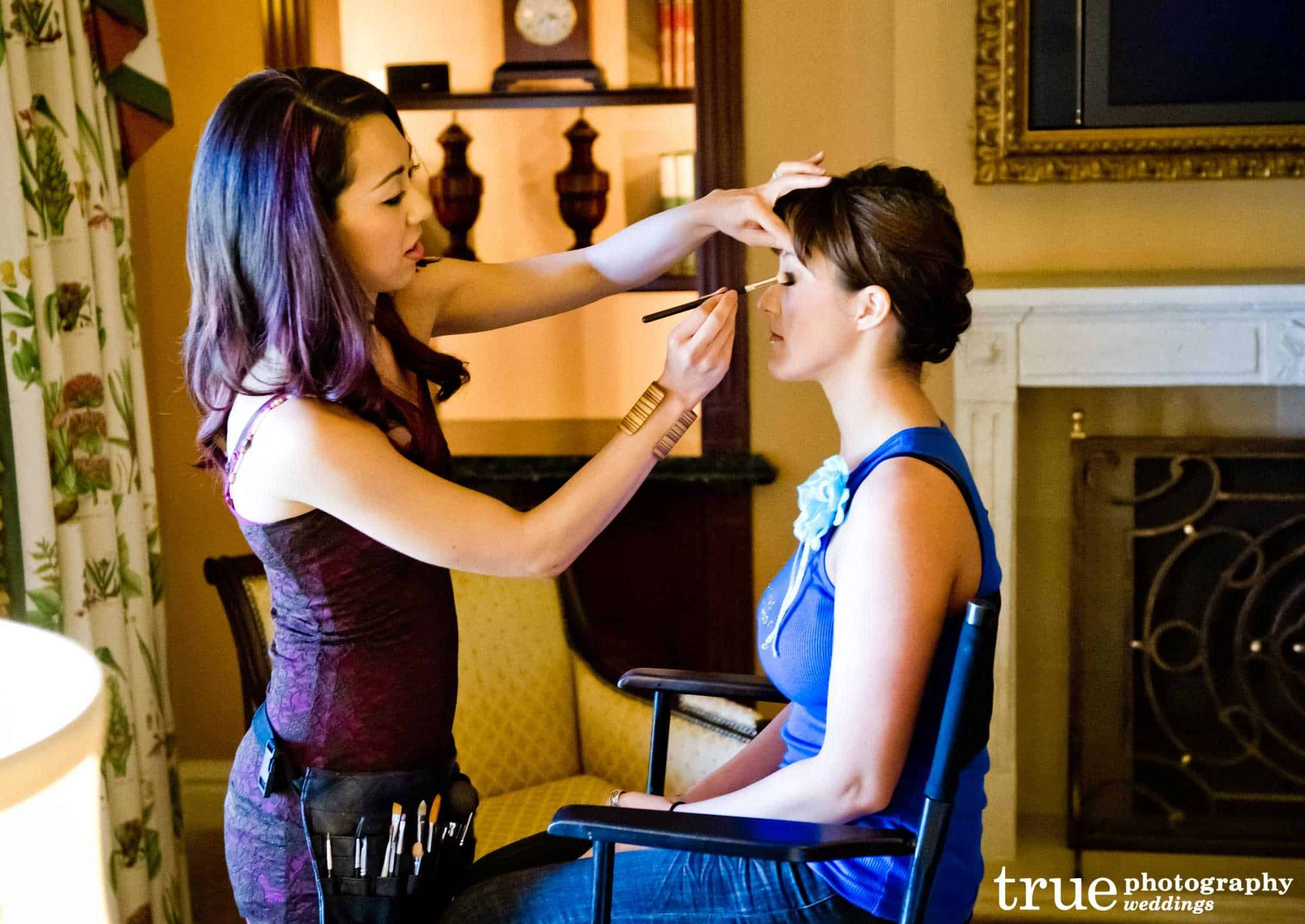 Bridal Makeup Course in San Diego