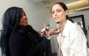 San José école de maquillage de l'artiste