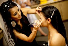 Shanghai China Makeup Courses