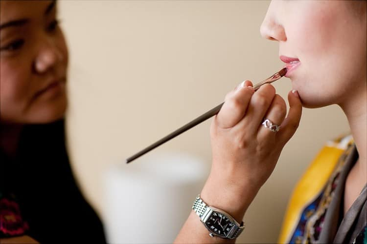 Cleveland makeup courses