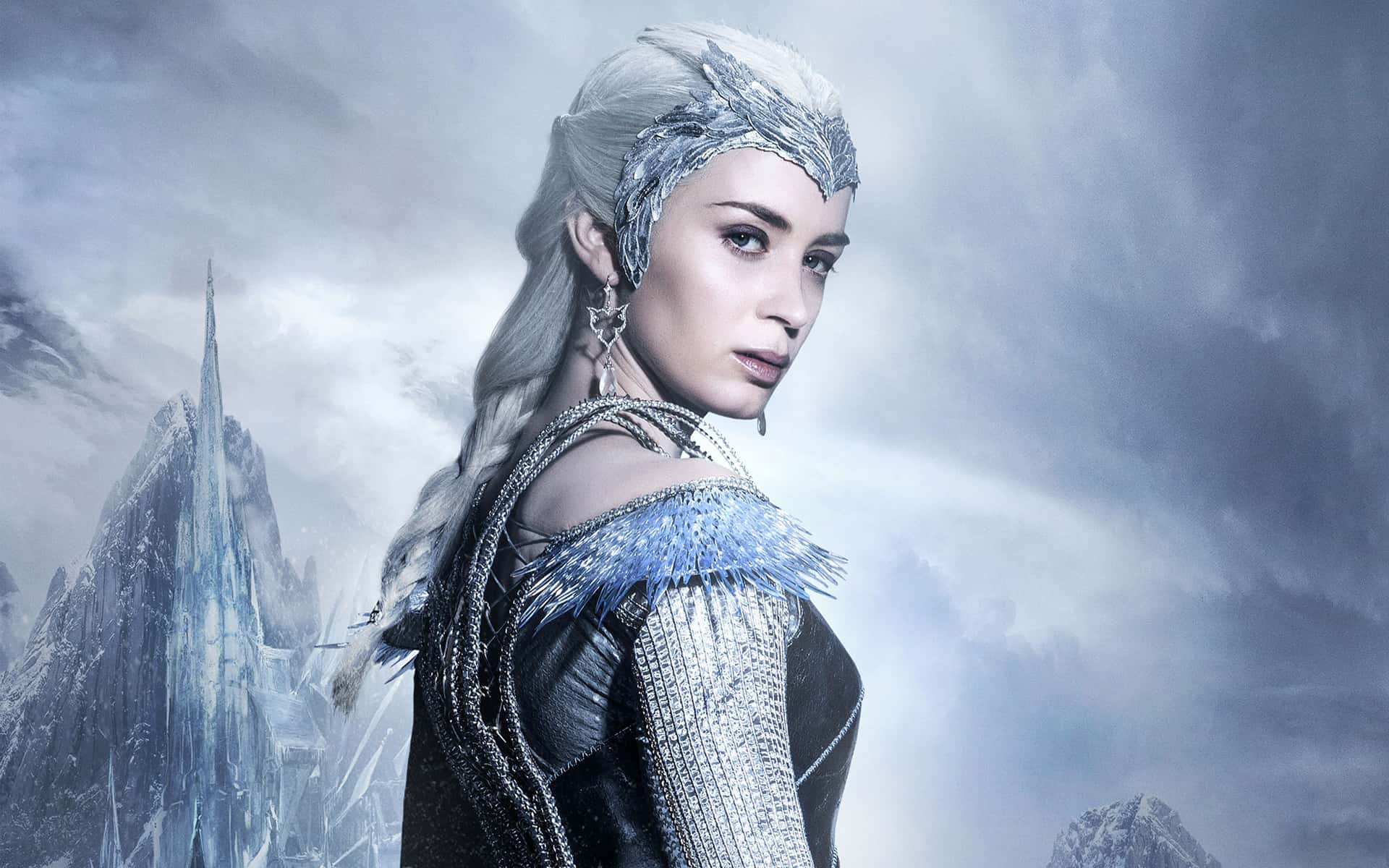 The Huntsman Winter's War Makeup Looks